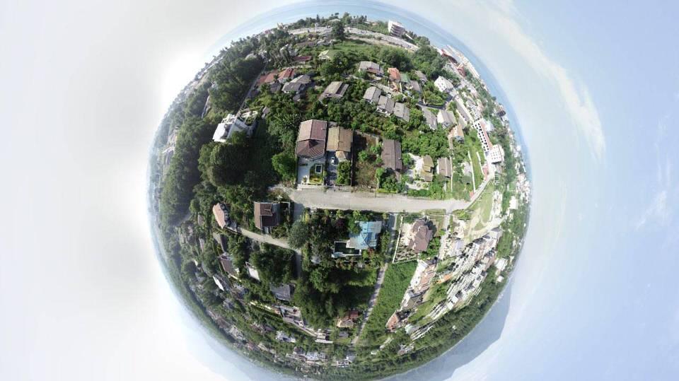 عکاسی هوایی و ۳۶۰ درجه