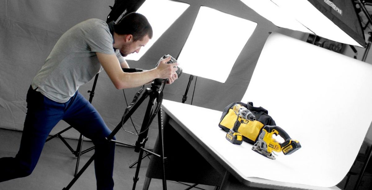 تجهیزات عکاسی صنعتی و تبلیغاتی