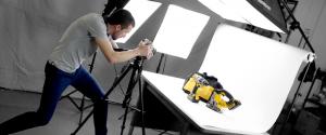 علت استفاده از عکاسی صنعتی