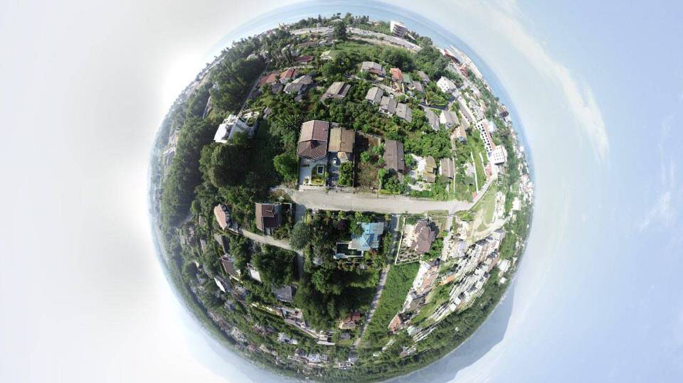 عکاسی هوایی و 360 درجه