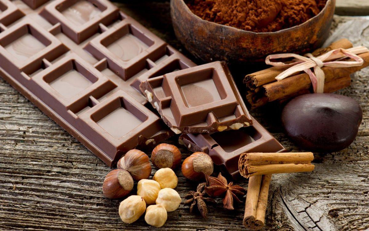 عکاسی از شکلات