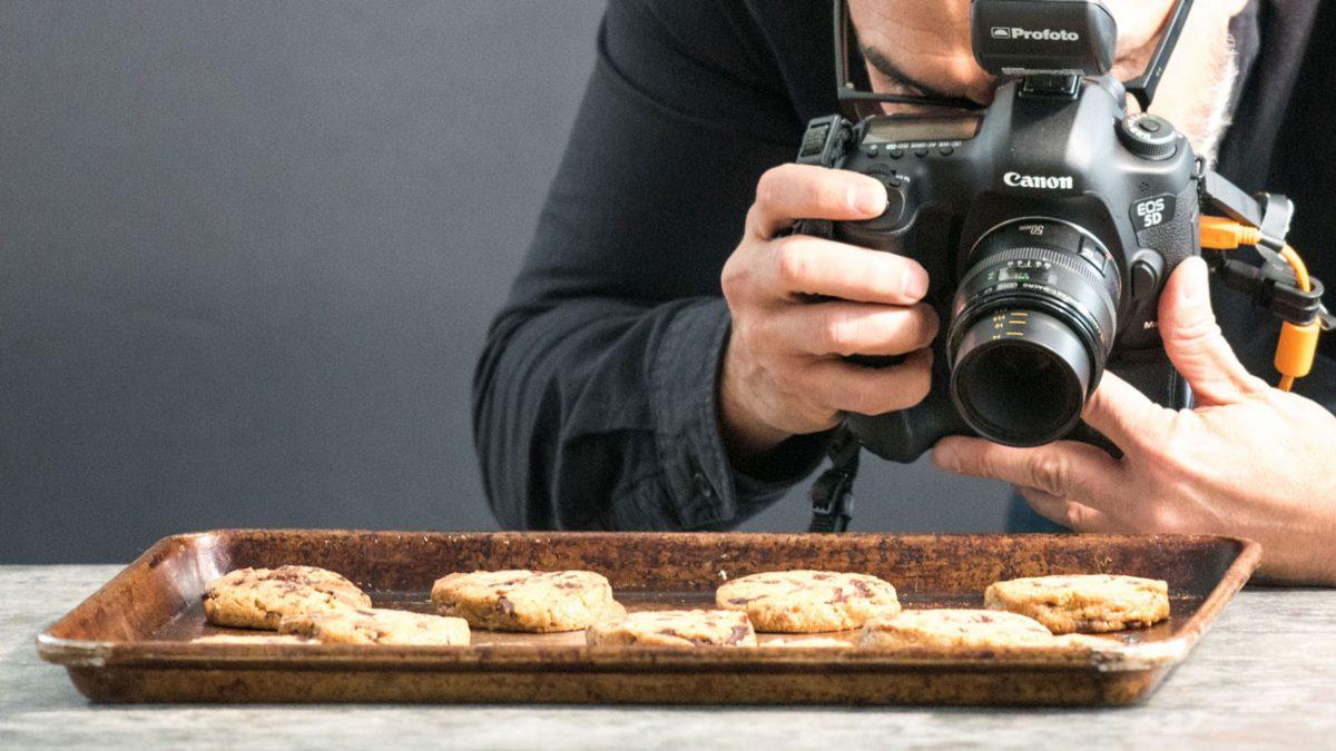 عکاسی مواد غذایی در کرج