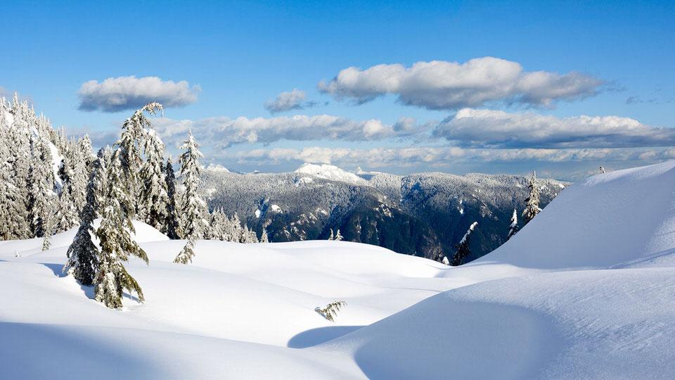 عکاسی از مناظر زمستانی
