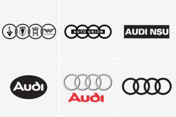 تاریخچه لوگوی برترین شرکت های جهان – بخش دوم