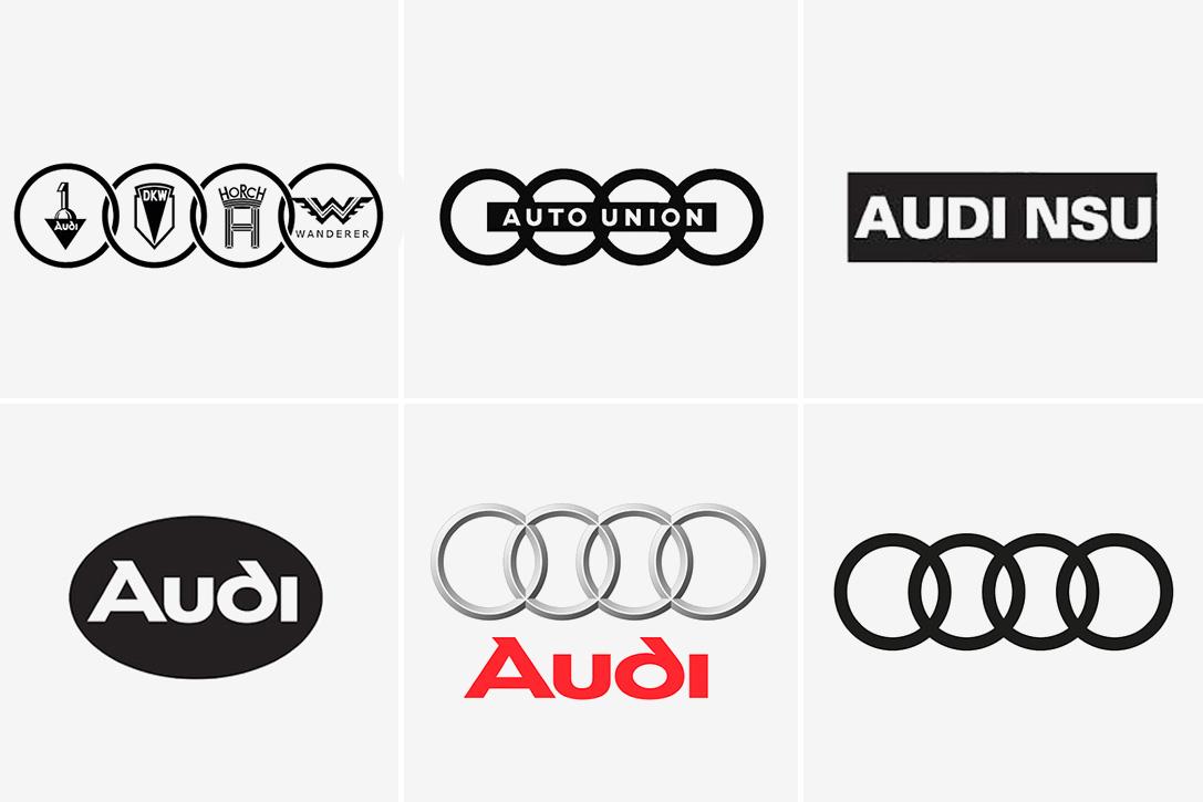 تاریخچه لوگوی برترین شرکت های جهان