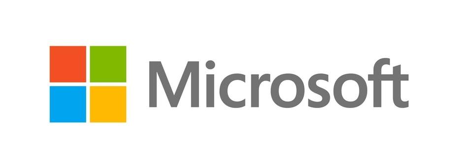لوگو مایکروسافت