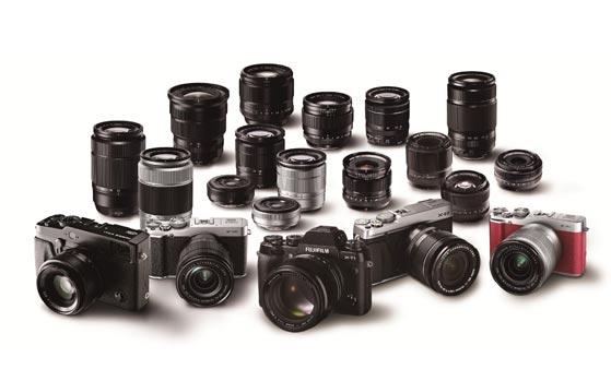 انواع برند های لنز دوربین